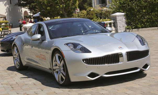 Fisker Karma (c)Rod Hatfield